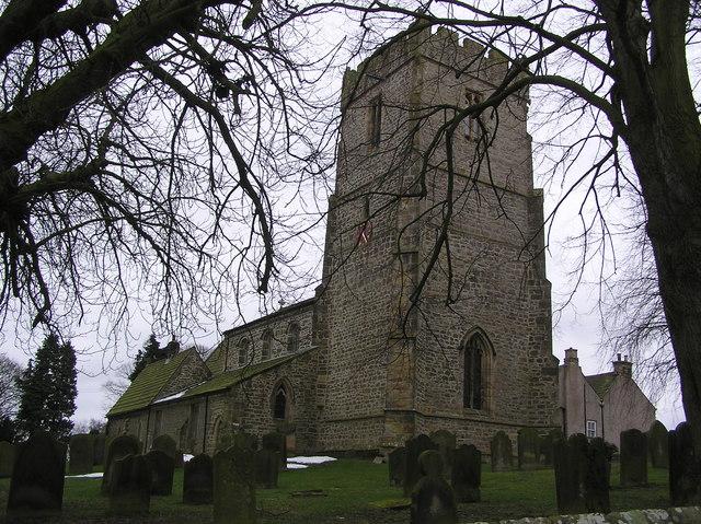 St. Peter & St.Felix : Kirby Hill