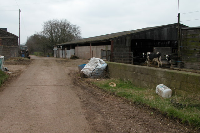Farm at Brinstone, near St Weonards