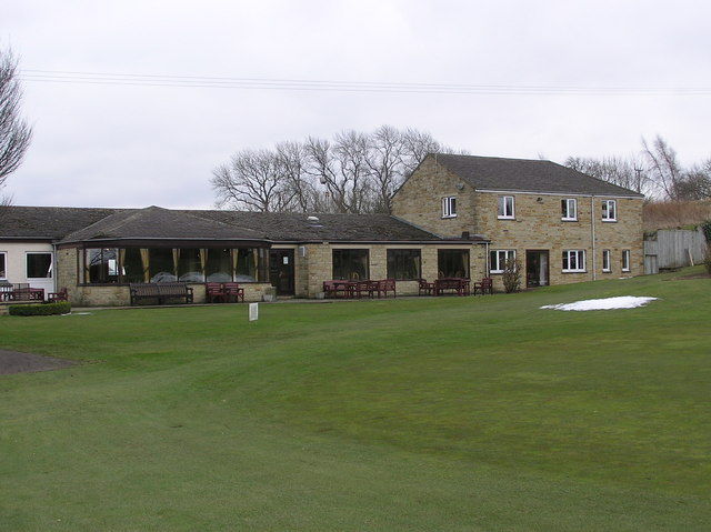 Richmond Golf Clubhouse.