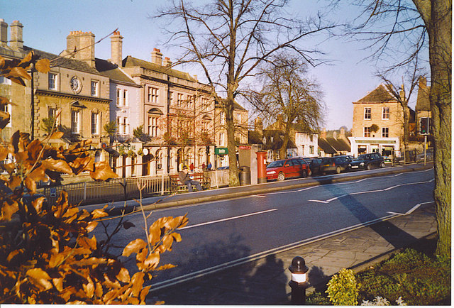 Chipping Norton, Market Place.