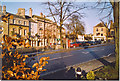 SP3127 : Chipping Norton, Market Place. by Colin Smith