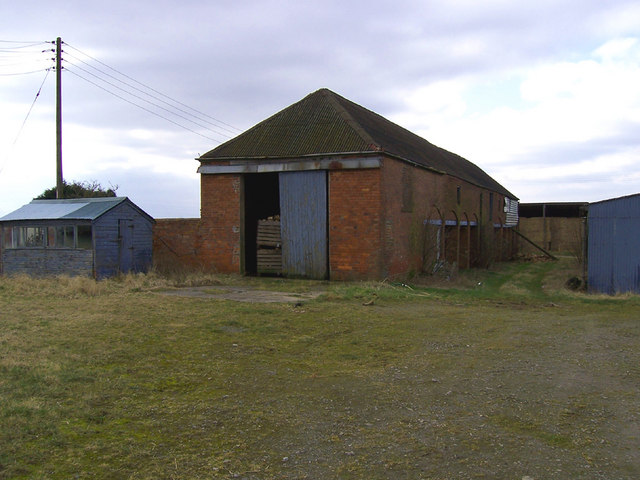 Old Barn, Manton