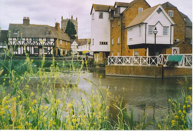 Abbey Mill, Tewkesbury.