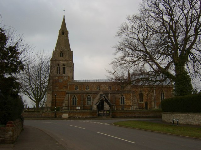 St Mary the Virgin, Ashley, Northamptonshire