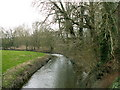 SJ4317 : River Perry west of Mytton by Keith Havercroft