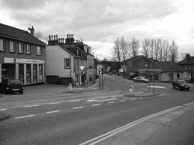 Bonnybridge Town Centre