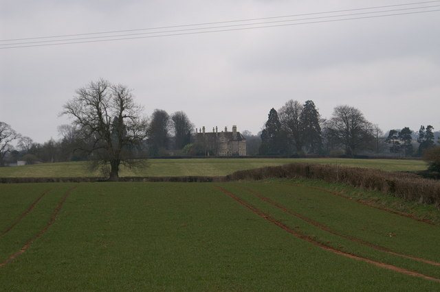 Field Looking Towards Eastwood Manor
