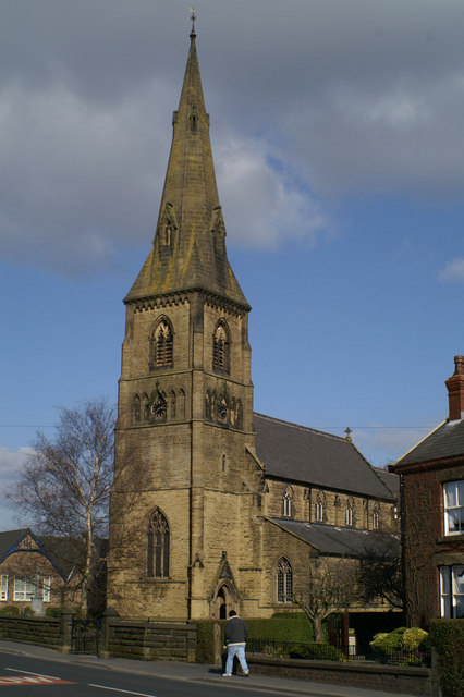Holy Trinity Parish Church, Tarleton
