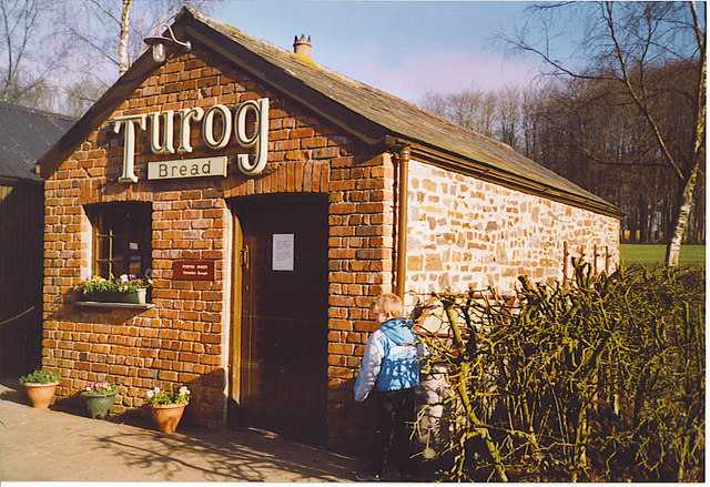 The Derwen Bakehouse, Museum of Welsh Life.