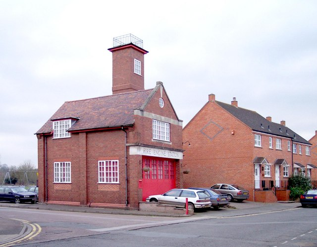The Old Fire Engine Station, Upton