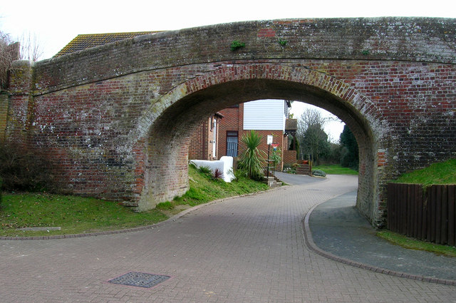 Canal Bridge, Yapton