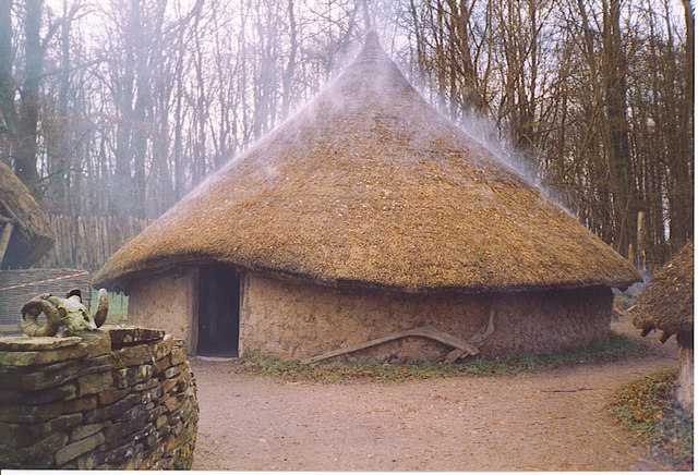 Recreated Celtic Village, Museum of Welsh Life.