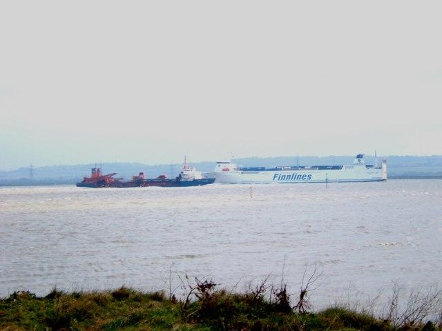 Thames Shipping
