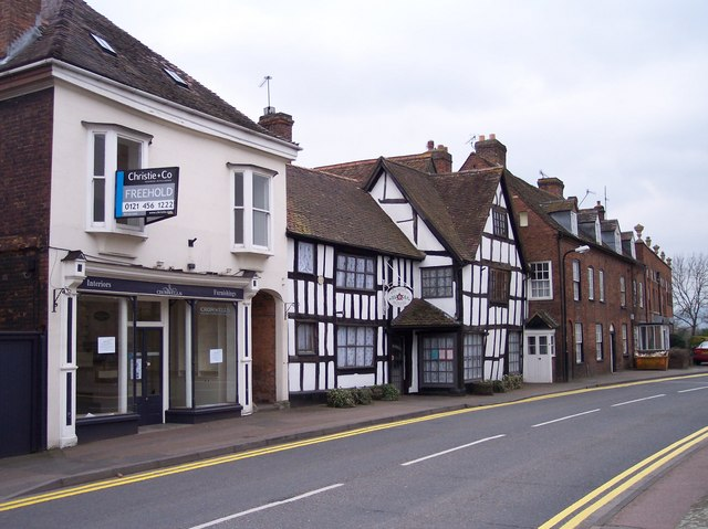 Cromwell's and The Tudor House, Upton upon Severn