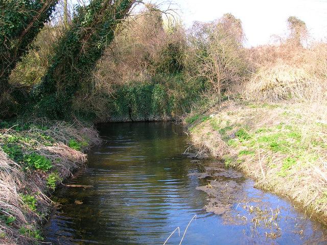Drain near Lidsey