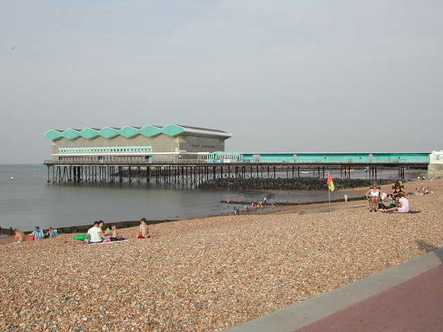 The pier at Herne Bay