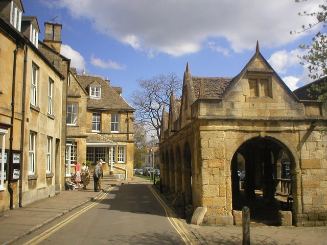 Old Market Hall, Chipping Campden