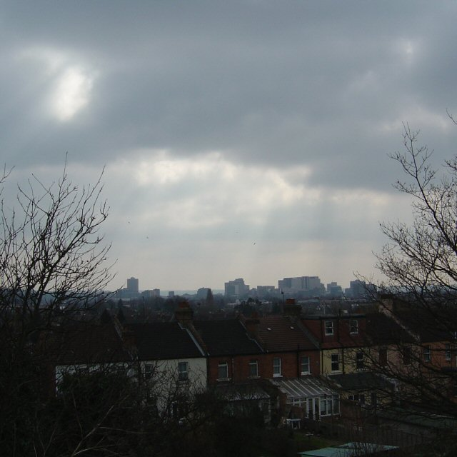 The dreaming spires of Croydon
