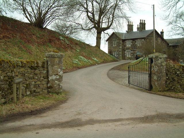 Craigmakerran House