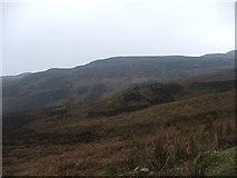NR6107 : Top of Borgadale Glen. by Steve Partridge