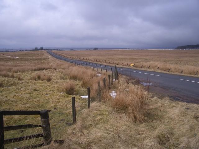 Road to Tarbrax