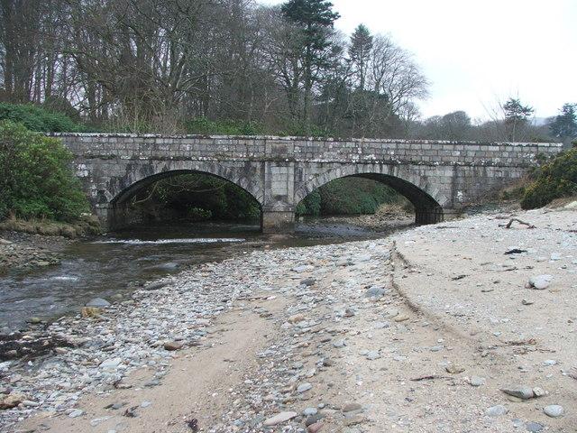 Bridge at Torrisdale.