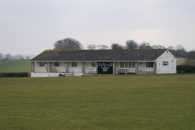 Temple Cloud  Cricket Pavilion