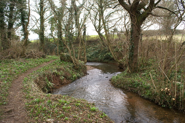 Stream Near Coley