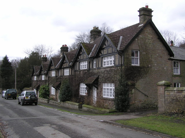 Maltkiln Cottages : Raby Castle
