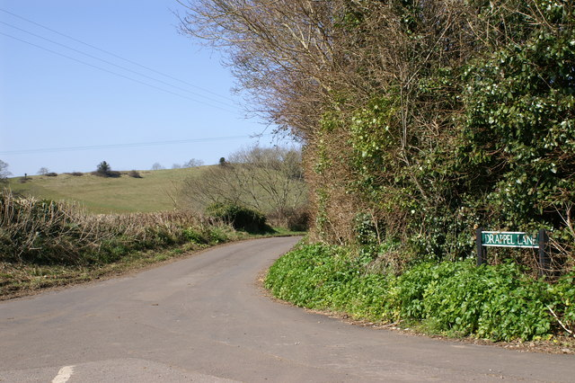 Drapple Lane,  Old Ditch