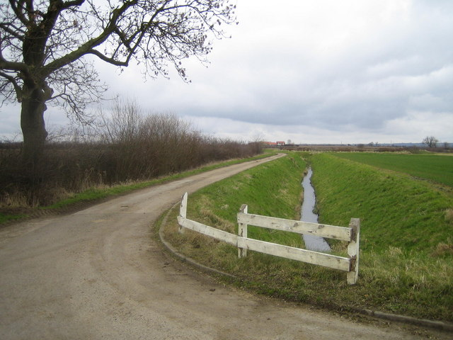 Old Brickkiln Lane, Bassingham Fen