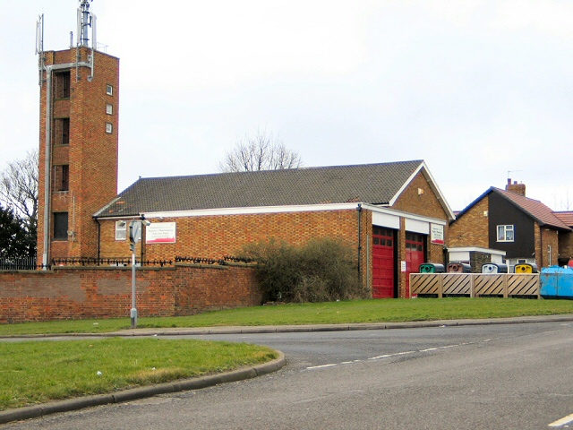 Kimberworth Fire Station
