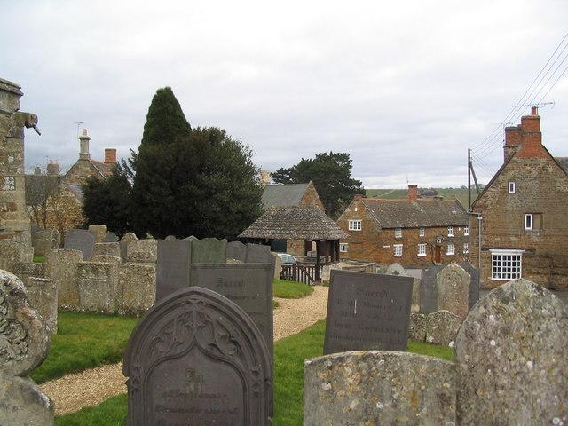 Churchyard, St Peter's, Belton-in-Rutland