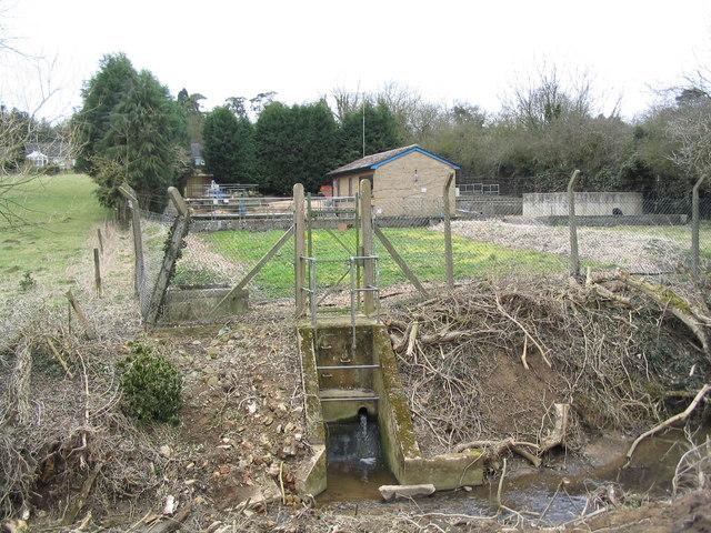 Belton Sewage Treatment Works