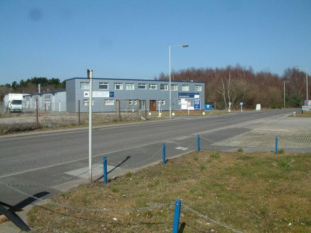 Ferndown Industrial Estate, Dorset