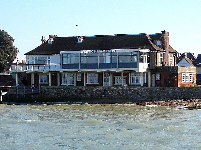 The Royal Solent Yacht Club