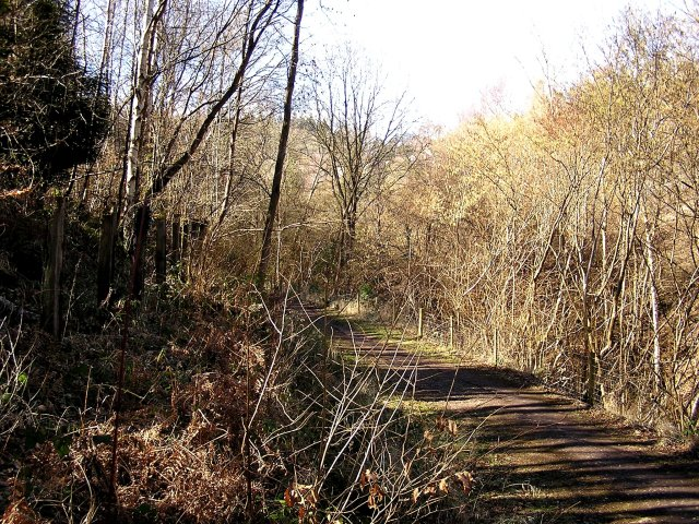 Old Railway Line, Soudley