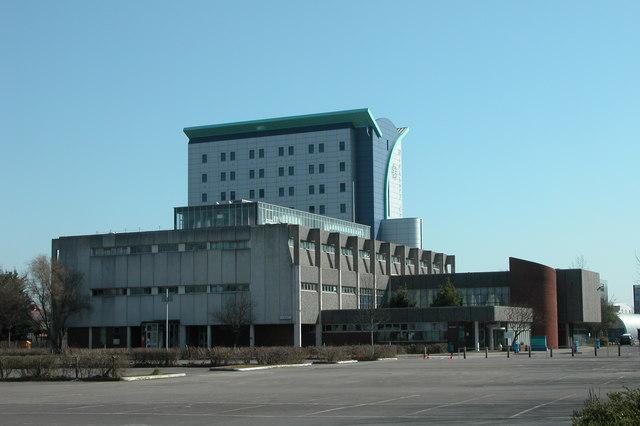 Highbury college, Cosham.
