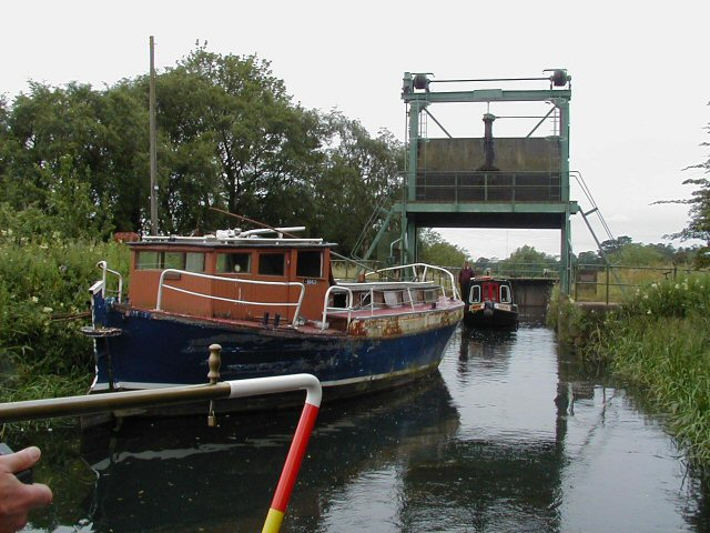 Sutton Lock, River Derwent