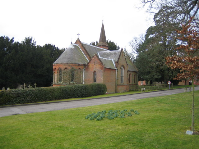 Latimer: St Mary Magdalene Church