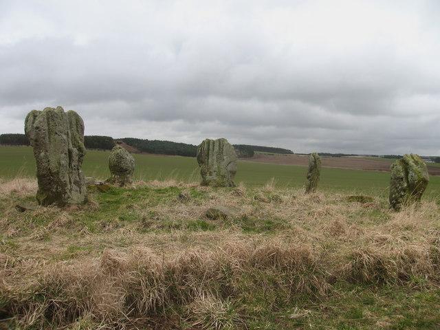 Duddo Five Stone Circle