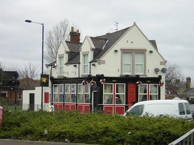 Pub opposite Stadium of Light