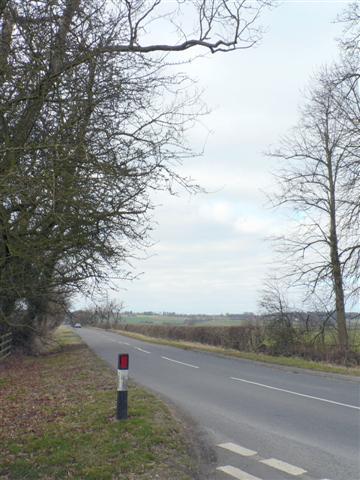 View Towards Mentmore Crossroads