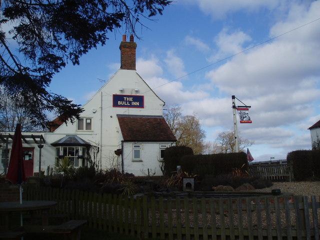 Bull Inn, Bethersden, Kent