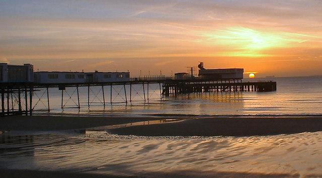 Sandown at Sunrise