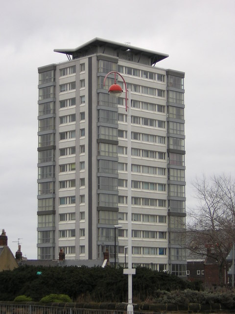 Flats opposite Stadium  of Light