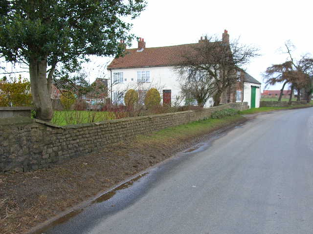 Stud Farm, Little Fencote