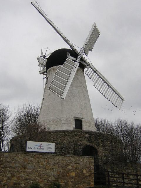 Fulwell windmill