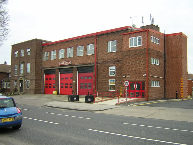 Fulwell fire station