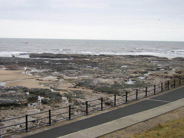 Seaburn Wave Cut Platform